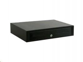 APG Vasario 1616 - Electronic cash drawer - MultiPro 320 - černá