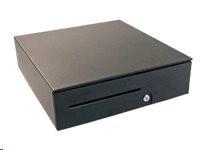 APG Heavy Duty Cash Drawers Series 100 1616 - elektronická pokladní zásuvka - černá