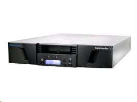 SL3 1X LTO-6HH 16SLOTS 6GB/SSA