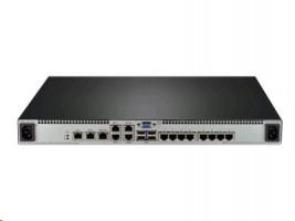 Avocent MergePoint Unity KVM over IP and Serial Console Switch MPU108EDAC - Přepínac KVM - USB - CAT5 - 8 x KVM portů