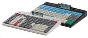 PrehKeyTec MCI 128, alpha, Chip, USB, černá