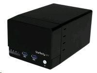 USB DUAL HDD RAID ENCLOSURE