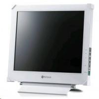 """Neovo X-17P - LCD monitor - 17"""" - 1280 x 1024 - 250 cd/m2 - 1000:1 - 3 ms - DVI-D, VGA - repro - bílá"""