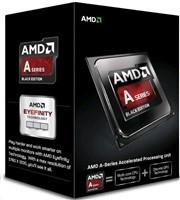 CPU AMD A8 X4 4-Core 7650K Black Edition (Kaveri) 3.3GHz 4MB cache 95W socket FM2+, VGA Radeon R7, BOX + hra ZDARMA