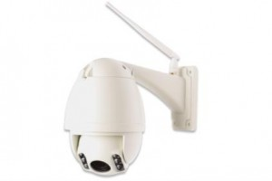DIGITUS Plug&View OptiZoom Pro, 2MP H.264 IP 11N Day&Night Venkovní PTZ camera 12V, 2GB TF, IR