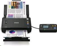 Epson WorkForce DS-520N, A4, 600 DPI, LAN