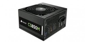 Corsair Zdroj CS850M, 850W, EU Version, Builder Series