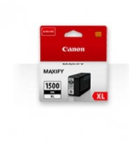 Inkoust Canon PGI1500XLBK black MB2050/MB2350
