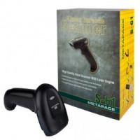 Metapace S-61 OEM, 1D, kit (skener, USB kabel), black