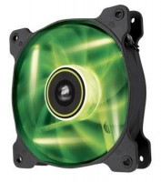 Corsair PC case fan Air Series SP120 GREEN LED, 120mm, 3pin