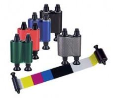 Evolis ribbon (YMCKO-K) (pro Dualys, Dualys Basic, Dualys Mag ISO)