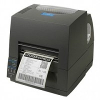 Citizen CL-S621 - Thermal Transfer, 8 dots/mm (203 dpi), ZPL, Datamax, multi-IF, black