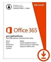 Microsoft Office 365 Personal, 1 Year Subscription - Online