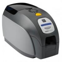 Zebra ZXP3, Tiskárna karet, oboustranný, USB, Ethernet, MSR, smart, RFID