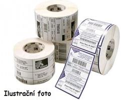 Zebra štítky Z-Select 2000D, 102x102mm, 12x700ks