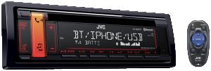 JVC KD-R891BT Autorádio