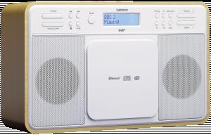 Lenco DAR-040 Rádio, dub