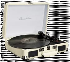 Lenco TT-11 Gramofón, Bílý