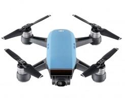 DJI SPARK Fly More Combo DJIS0201C Dron, modrá