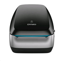 Dymo LabelWriter Wireless Tiskárna štítků, černá