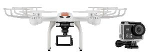 ACME Promotion Bundle X8500 Drone + VR06 kamera