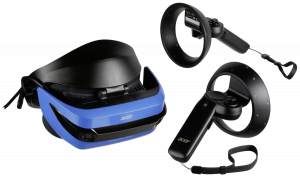 Acer AH100 Windows Mixed Reality Headset, VD.R05EE.003