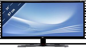"Monitor LG 34UC79G-B 34"", IPS, QHD, HDMI/USB 3.0 - vystavený"