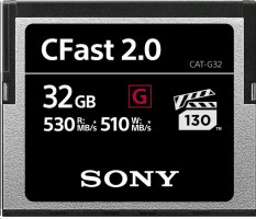 SONY 32GB CAT-G32-R