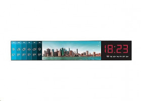 """86"""" LG 86BH7C-B LED Display"""