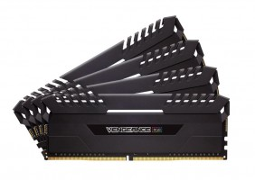 Corsair Vengeance Black DDR4, 3600MHz 32GB DIMM, Unbuffered