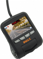 DMAX Dashcam OBD with vehicle data transmission
