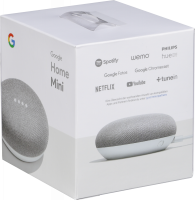 Google Home Mini Chalk Smart Speaker Assistent