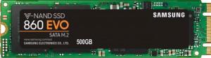 SSD 500GB 530/550 860 EVOBasic M.2 SAM
