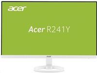 """ACER LCD R241Ywmid, 60cm (23.8"""") IPS LED, FHD 1920x1080 matný,100M:1,250cd/ m2,178°/ 178°,4ms, VGA,DVI,HDMI,repro,bílá"""