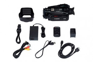 Canon HF G40 Full HD kamera - HD CMOS Pro, 2,91MP,20x zoom,26,8-576mm, Black