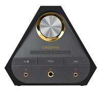 Creative Sound Blaster X7 - ext. zvuková karta - černá