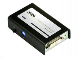 ATEN VE602 DVI Dual Link Video Extender s Audio (VE602-AT-G)