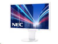 """NEC 23"""" EA234WMi - 1920x1080, IPS, W-LED, 250cd, D-sub, DVI, DP, HDMI, USB, Repro, bílý"""