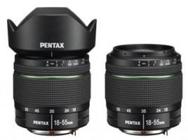 smc Pentax DA 18-55/F3.5-5.6 AL WR