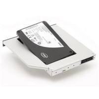 DELL rámeček pro sekundární HDD do Media Bay šachty proLatitude E5430/ E5530