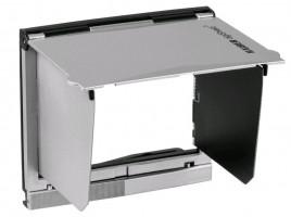 "Kaiser digiShield ochraný kryt pro LCD 3"" (7,6 cm) - stříbrná"
