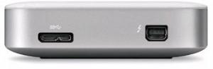 BUFFALO, MiniStation SSD Thunderbolt/USB3.0 256GB