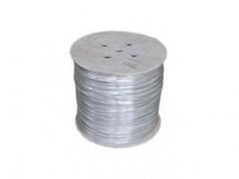 Gembird UTP kabel drát, cat. 5e, 1000m, šedý