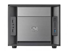 COOLERMASTER case Elite 120 Advanced, mini ITX,black,USB 3.0, bez zdroje