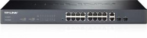 TP-Link TL-SL2218 Smart Switch 16x10/100 + 2x Gbit Combo (RJ45/SFP)