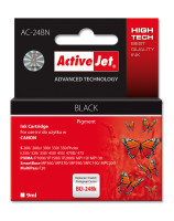 ACJ Ink cartridge Canon BCI-24 Bk - 9 ml