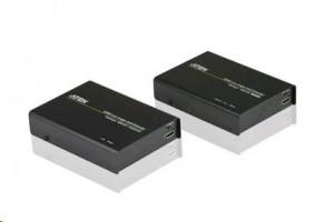 ATEN VE812 HDMI over Single Cat 5 Ext, 100m, 3D, Deep Color, Ultra HD, HDCP supp