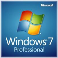OEM Windows Pro 7 SP1 64-bit French DVD - 1pk