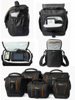 Lowepro Adventura SH 160 II (20 x 14,6 x 16,5 cm) - Black