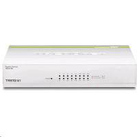 TRENDnet TEG S16D switch, 16x 10/100/1000, desktopový